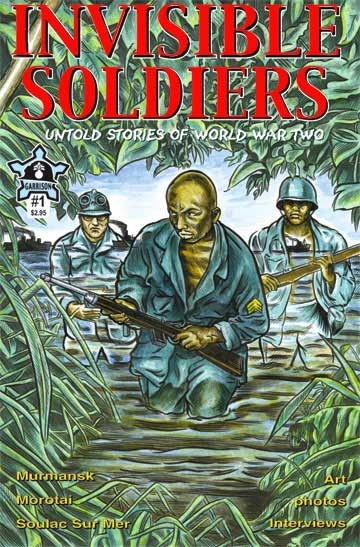 Invisible Soldiers, No. 1